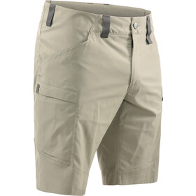 Haglöfs Mid Fjell - Pantalones cortos Hombre - beige
